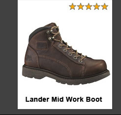 Lander Mid Work Boot