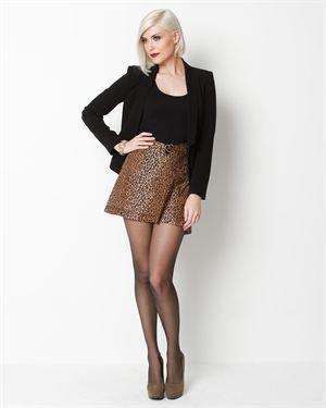 D&G Leopard Print Skirt