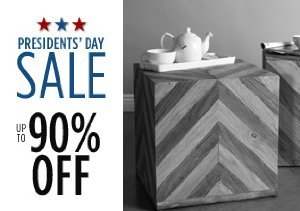 Up to 90% Off Reclaimed Wood & Luxury Rugs