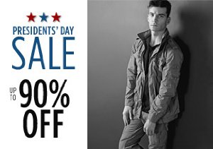 Up To 90% Off: Jackets & Coats
