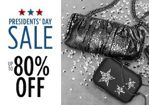 Up to 80% Off Special Occasion Clutches