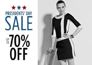 Up to 70% Off: Work Dresses, Tops & More