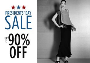 Up to 90% Off: Tops, Skirts & More