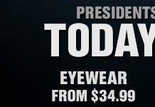 EYEWEAR FROM $34.99