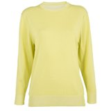 Paul Smith Knitwear - Neon Yellow Reversible Jumper
