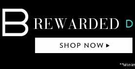 B. Rewarded Double Points Ends Today