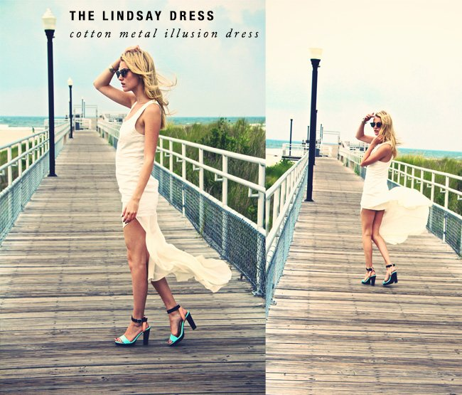 The Lindsay Dress