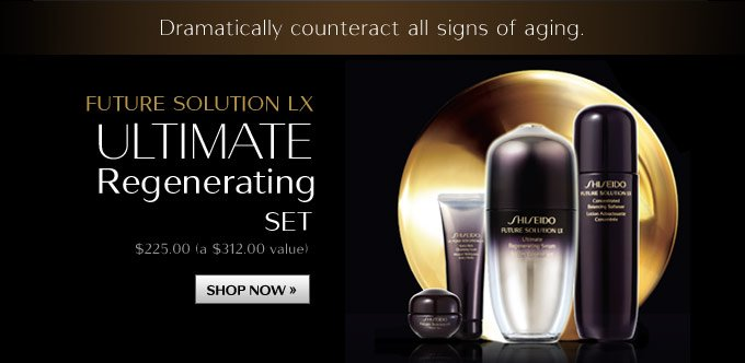 Future Solutions LX Ultimate Regenerating Set