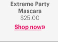 Extreme Party Mascara               $25.00               Shop Now »