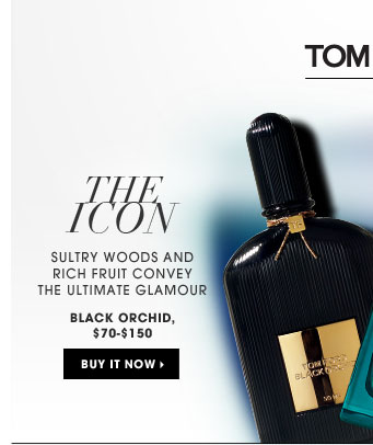 The Icon. sultry woods and rich fruit convey the ultimate glamour. ships for free. Black Orchid, $70-$150. Buy it now