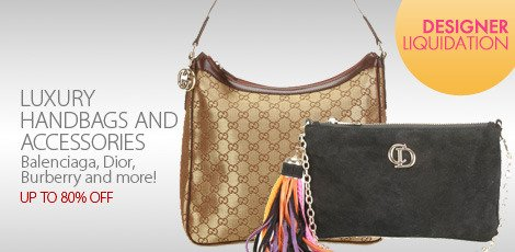 Luxury Handbags & Accessories
