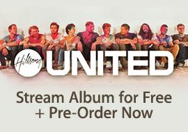 Hillsong United - Stream Album for Free + Pre-Order Now