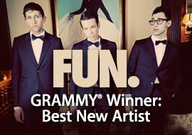 Fun. - GRAMMY® Winner: Best New Artist