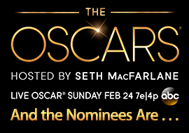 Oscars® - And the Nominees Are...
