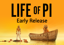 Life of Pi - Early Release
