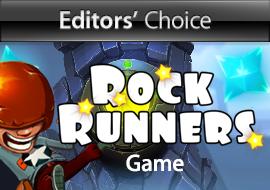 Editors' Choice: Rock Runners - Game
