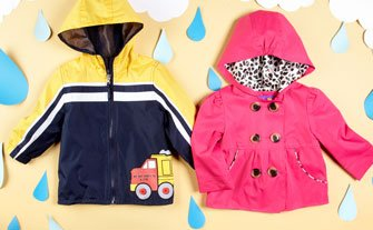 Rain or Shine: Kids' Spring Outerwear- Visit Event