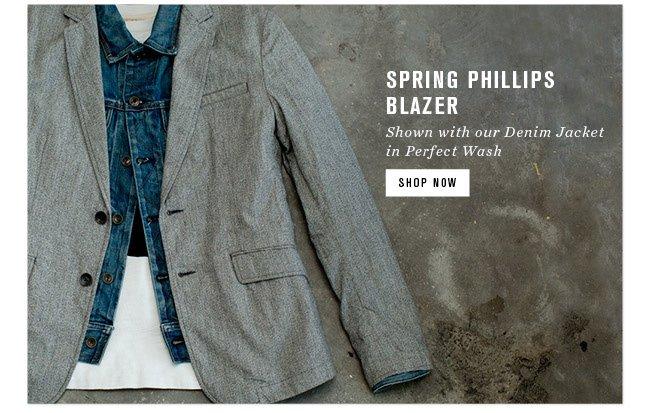 Spring Phillips Blazer
