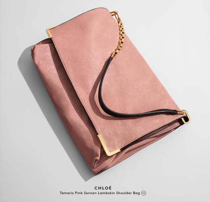 Usher in spring with new Chloé bags.