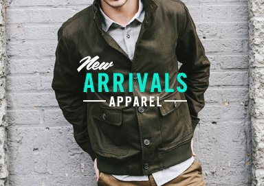 Shop Fresh Picks: New Arrival Apparel