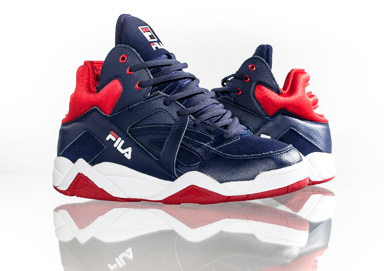 Shop Fresh New FILA ft. the Cage Sneaker