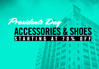 Shop Prez Day Deals: 70% Off Shoes & More
