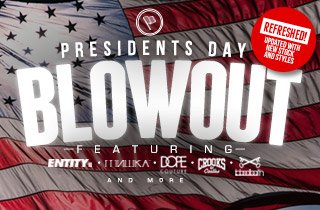 Presidents Day Blowout Refresh