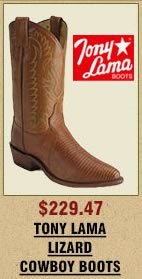 Men's Tony Lama