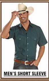 Men's Short Sleeve