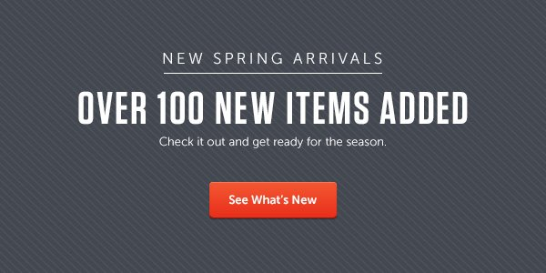 Over 100 new items added