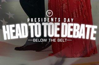 Head To Toe Debate: Below The Belt
