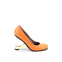 Eamz Pump | Neon Orange