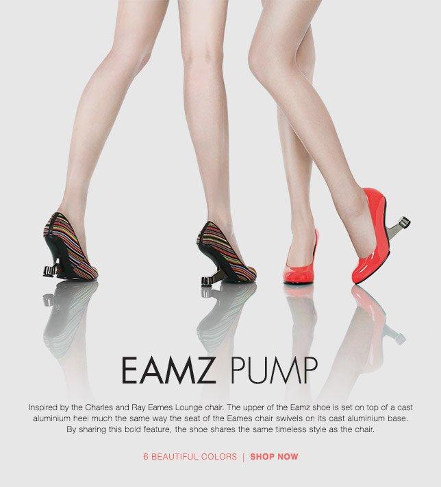 Eamz Pump | New Colours!