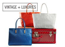 From the Reserve Handbags & Luggage by Goyard