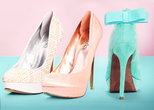 First Look at Spring: Standout Heels