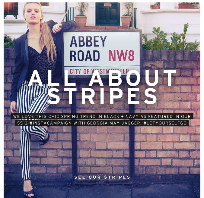 See Our Stripes