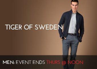 TIGER OF SWEDEN - MEN