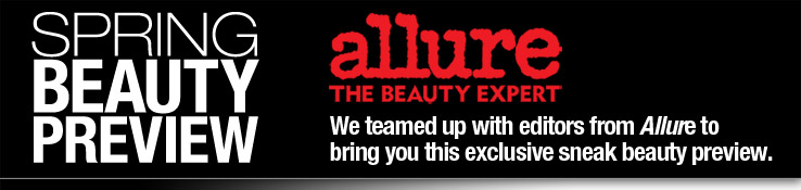 Allure Spring Beauty Preview