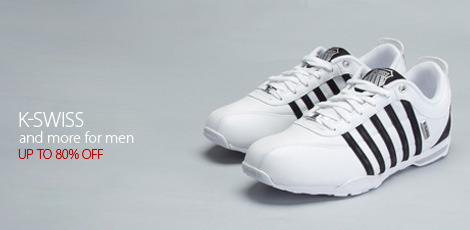 K Swiss Men's and More