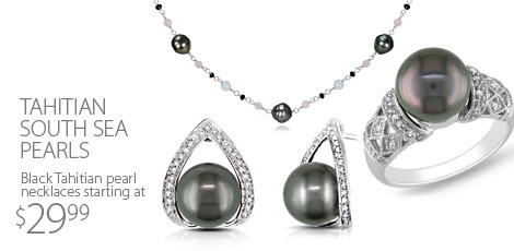 South Sea/Tahitian Pearls