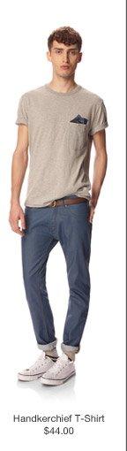 Hankerchief T-Shirt