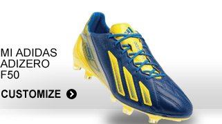 Create Your Own mi F50 soccer  cleats »