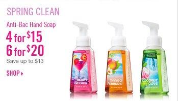 Anti-Bac Hand Soap