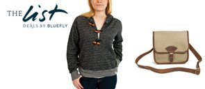 Up to 50% Off Luggage Clothing & More Fashionable and Eco-Friendly