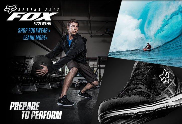 New Fox Footwear