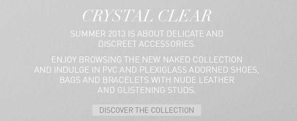 Discover the Naked collection