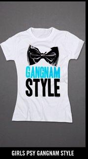 GIRLS PSY GANGNAM STYLE