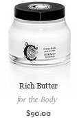 Rich Butter for the Body $90.00
