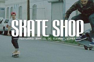 Skate Shop: Grindin'