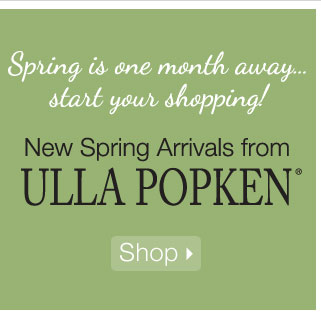 New Spring Arrivals from Ulla Popken